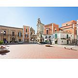 Market square, Massafra