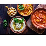 Dip, Hummus