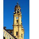 Munich, Theatine church
