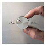 Digital, Analog