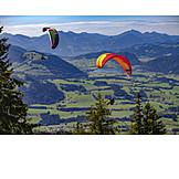 Paragliding, Paragliding, Paragliding