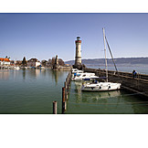 Bodensee, New lighthouse