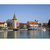 Harbour, Lindau