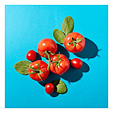 Salad, Tomatoes, Ingredient