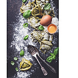 Ingredient, Tortellini, Italian Cuisine