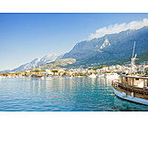 Coast, Dalmatia, Makarska