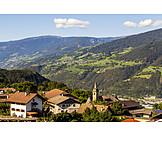 South tyrol, Brixen, Eisacktal