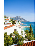 Fishing village, Adriatic coast