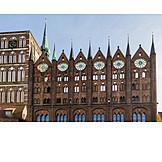Stralsund, Town hall