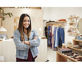 Shop, Self employed, Owner