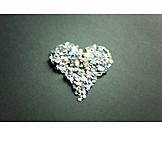 Heart, Paper scraps