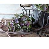 Hydrangea, Country style