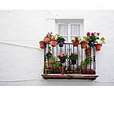 Spain, Balcony