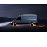 Logistics, Van, Express