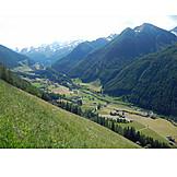 South tyrol, Ahrntal