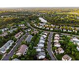 Town, Suburban, Residential area