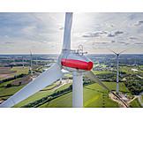 Wind power, Pinwheel, Rotor blade, Wind turbine