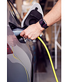 Recharge, Electric car