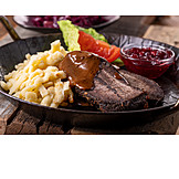 Sauerbraten, National dish