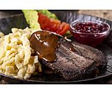 German cuisine, Sauerbraten