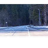Border, Austria, Tirol, National border