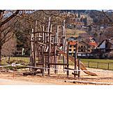 Blocking, Playground