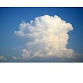 Cloudscape, Storm cloud