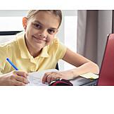 Home, Education, Learning, Homework