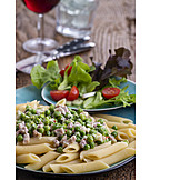 Italian cuisine, Rigatoni emiliana