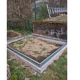 Greenhouse, Foundation