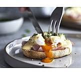 Breakfast, Eggs benedict