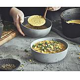 Maize chowder