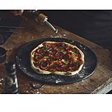 Pizza, Chili oil