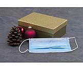 Christmas, Hygiene, Corona
