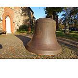 Church bell, St. mauritius
