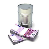 Business, Euro, ölpreis