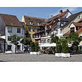 Meersburg, Castle place
