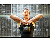 Weightlifting, Body building, Kettlebell