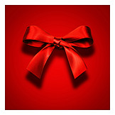 Bow, Red Bow, Bow