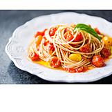 Tomatoes, Pasta