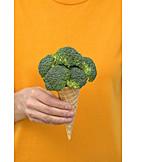Vegetable, Broccoli, Tasting