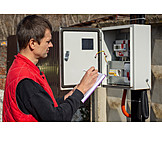 Electric meter, Power consumption