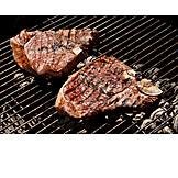 Broiling, Beef steak