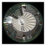 Dome roof, Sony center
