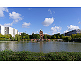 Berlin, Engelbecken