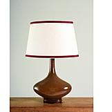 Lamp shade, Table lamp, Vintage