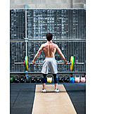 Muscle exercise, Weightlifting, Weightlifting