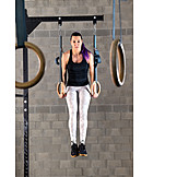 Weightlifting, Gymnast