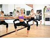 Balance, Dance, Sports training, Balett