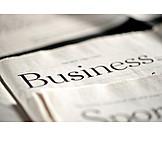 Business, Newspaper
